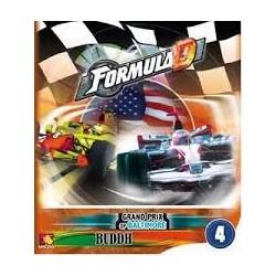 Circuit Formula D Baltimore Budh un jeu Asmodee
