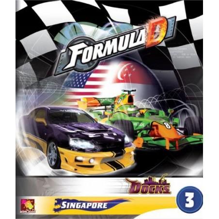 Formula D - Docks / Singapore un jeu Asmodee