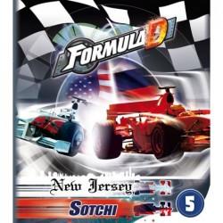 Formula D - New Jersey / Sotchi un jeu Asmodee