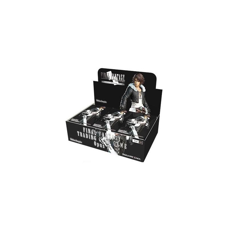 Boîte 36 boosters - Opus II un jeu Square Enix