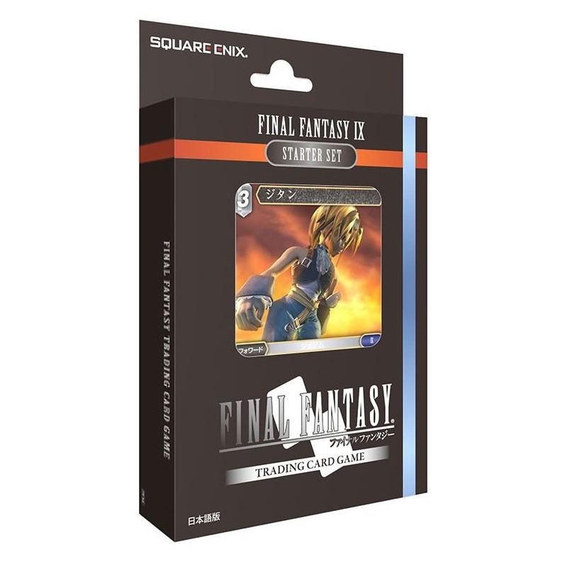 Final Fantasy IX - Starter un jeu Square Enix