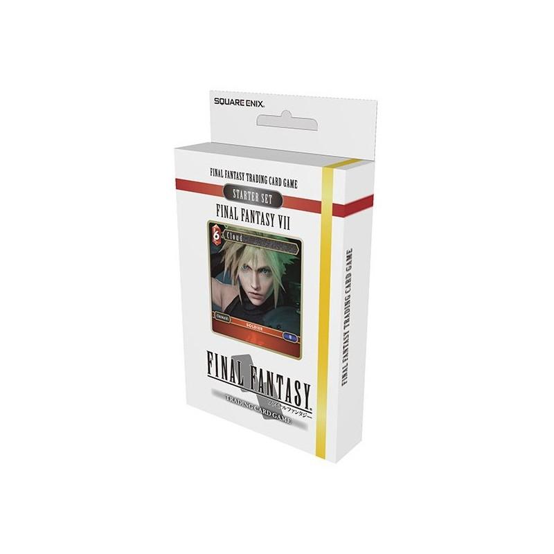 Final Fantasy VII - Starter un jeu Square Enix