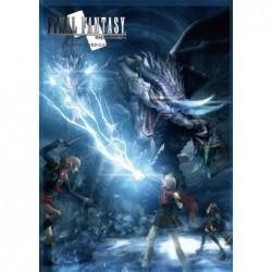 Final Fantasy - Protège-cartes Type 0 Ace un jeu Square Enix