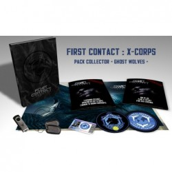 First contact - Pack collector Ghost Wolves un jeu 7ème cercle