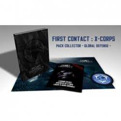 First contact - Pack collector Global Defense un jeu 7ème cercle
