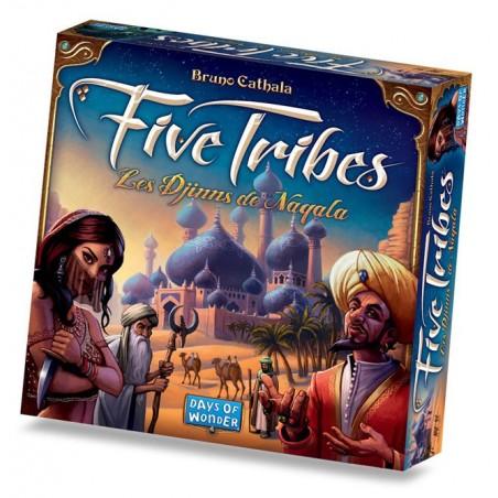Five tribes un jeu Days of wonder