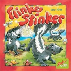 Flinke Stinker un jeu Zoch