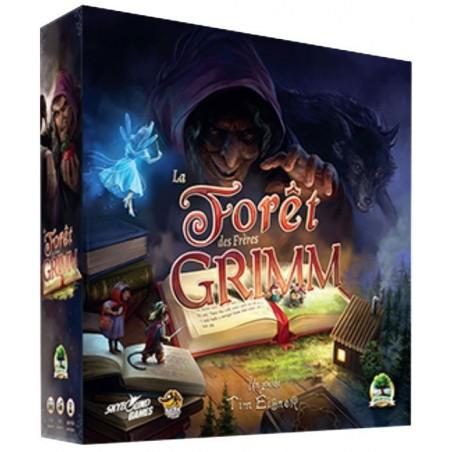 La forêt des frères Grimm un jeu Lucky Duck Games