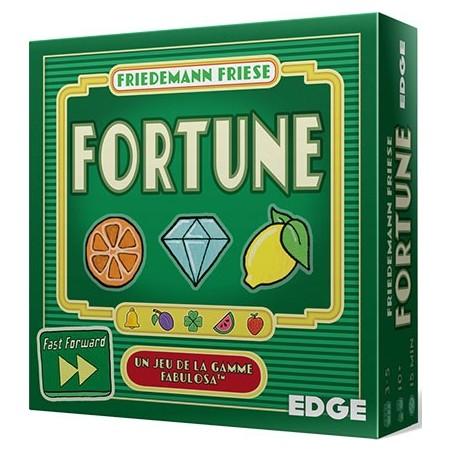 Fortune un jeu Edge