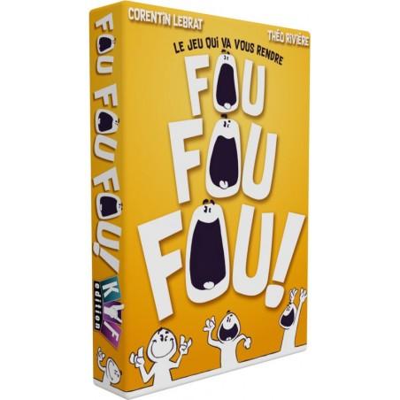 Fou Fou Fou un jeu KYF Edition