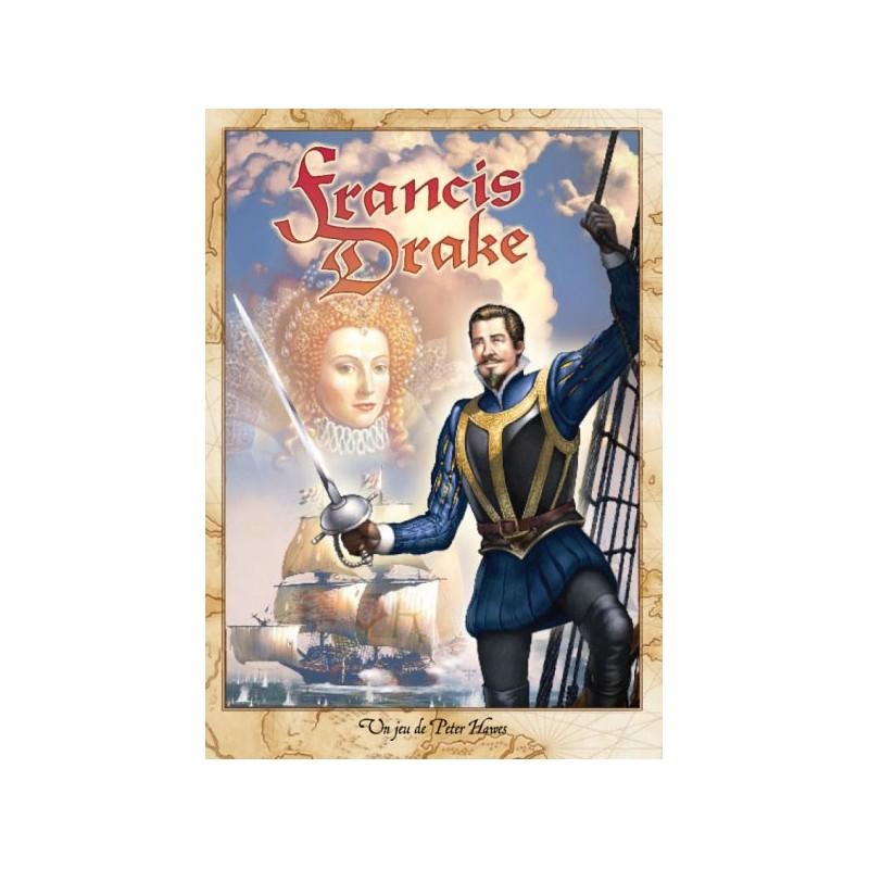 Francis Drake un jeu Ystari