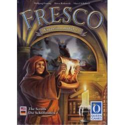 Fresco - Les parchemins - extension 7 un jeu Queen Games