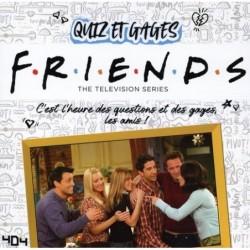 Friends Quiz et gages un jeu 404 éditions