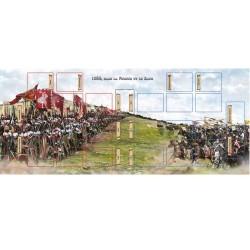 1066 - Dans la fureur et dans le sang - Tapis de jeu un jeu Nuts Publishing