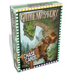 GameMastery Chase Cards Deck un jeu Paizo