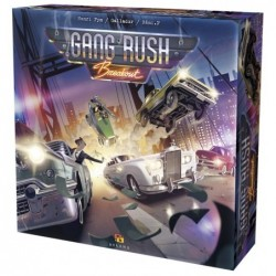 Gang Rush Breakout un jeu Ankama