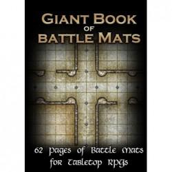 Giant book of battle mats un jeu LokeBattleMats
