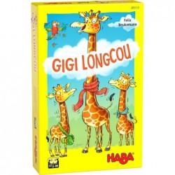 Gigi longcou un jeu Haba