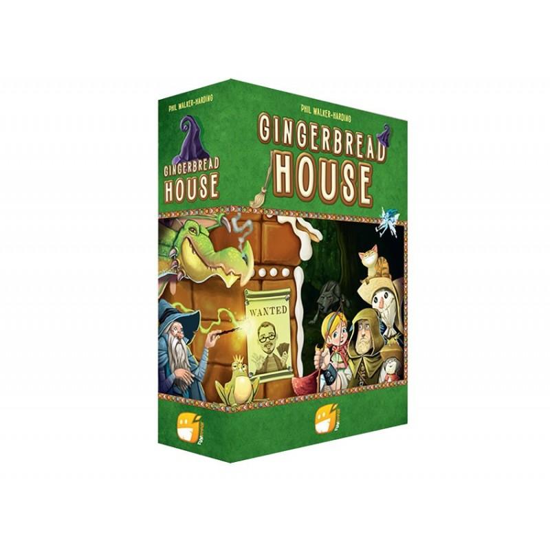 Gingerbread House un jeu Funforge