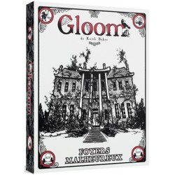 Gloom 2nd édition - Foyers Malheureux un jeu Edge