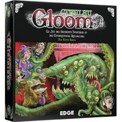 Gloom Cthulhu un jeu Edge