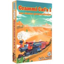 Grammi Cat's 1 - Les classes grammaticales un jeu Cat's Family