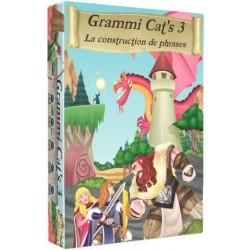 Grammi Cat's 3 - La construction de phrases un jeu Cat's Family