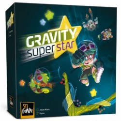 Gravity Superstar un jeu Sit down