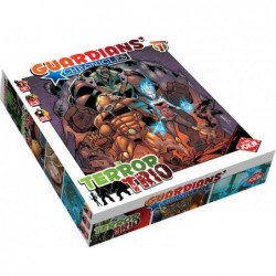 Guardians' Chronicles - The terror trio un jeu The red joker