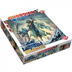 Guardians' Chronicles - True king of Atlantis un jeu The red joker