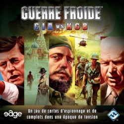 Guerre froide - CIA vs KGB un jeu Edge