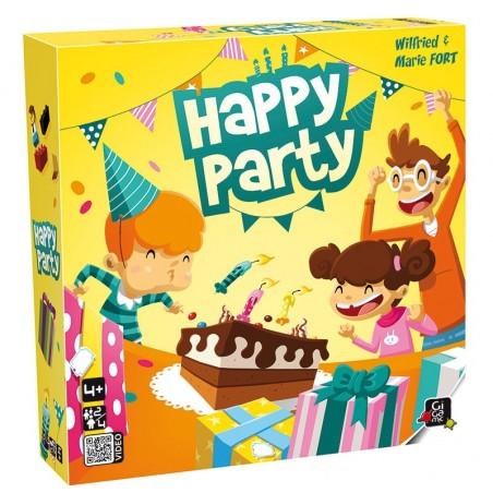 Happy party un jeu Gigamic