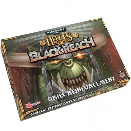 Heroes of black reach - Ork Reinforcements un jeu Devil Pig Games