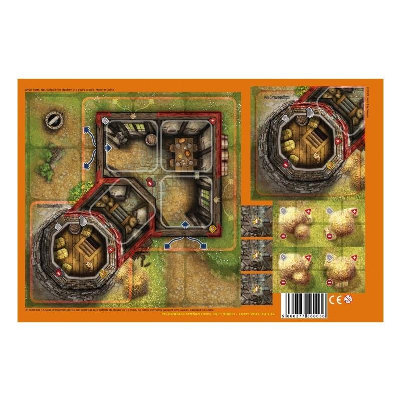 Fortified Farm un jeu Devil Pig Games