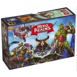 Hero Realms un jeu Iello