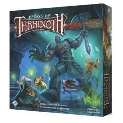 Héros de Terrinoth un jeu FFG France / Edge