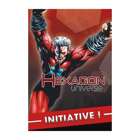 Hexagon Universe - Initiative ! un jeu Les XII singes