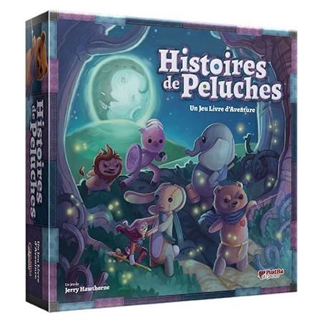 Histoires de peluches un jeu Plaid Hat Games