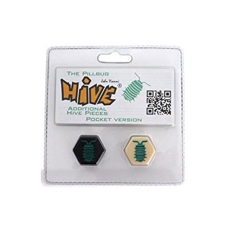 Hive extension le cloporte / the pillbug un jeu
