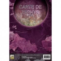 Homeka - Carte de Zephyr un jeu JdREditions