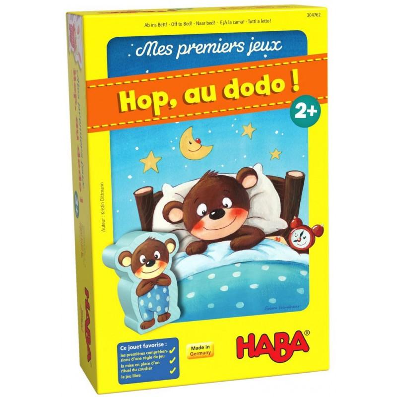 Hop au dodo un jeu Haba