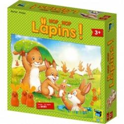 Hop hop lapins ! un jeu Matagot