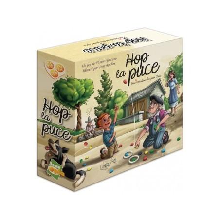 Hop la puce un jeu Opla