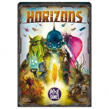 Horizons un jeu Pixie Games