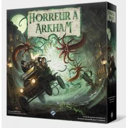 Horreur à Arkham 3e Édition un jeu FFG France / Edge
