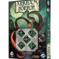 Dés vert pour Horreur à Arkham un jeu Edge