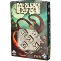 Dés blanc pour Horreur à Arkham un jeu Edge