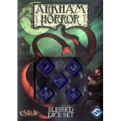 Dés bleu pour Horreur à Arkham un jeu Edge
