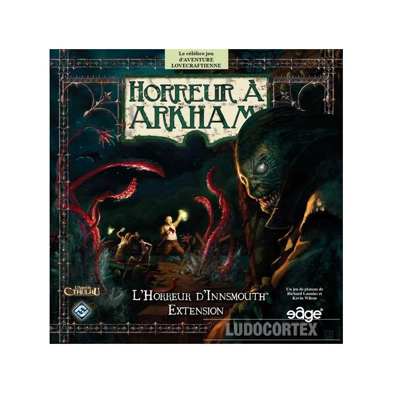 Horreur à Arkham : l'Horreur d'Innsmouth un jeu Edge