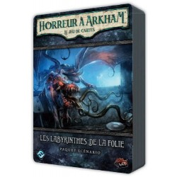 Les labyrinthes de la Folie un jeu FFG France / Edge